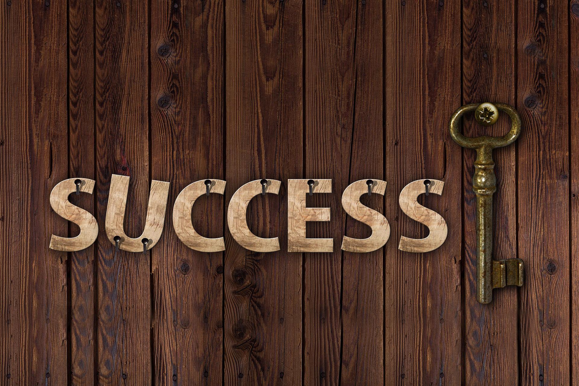 Apprentissage d'une langue seconde = success